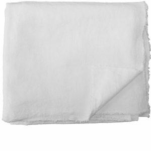Bordsduk linne off-white