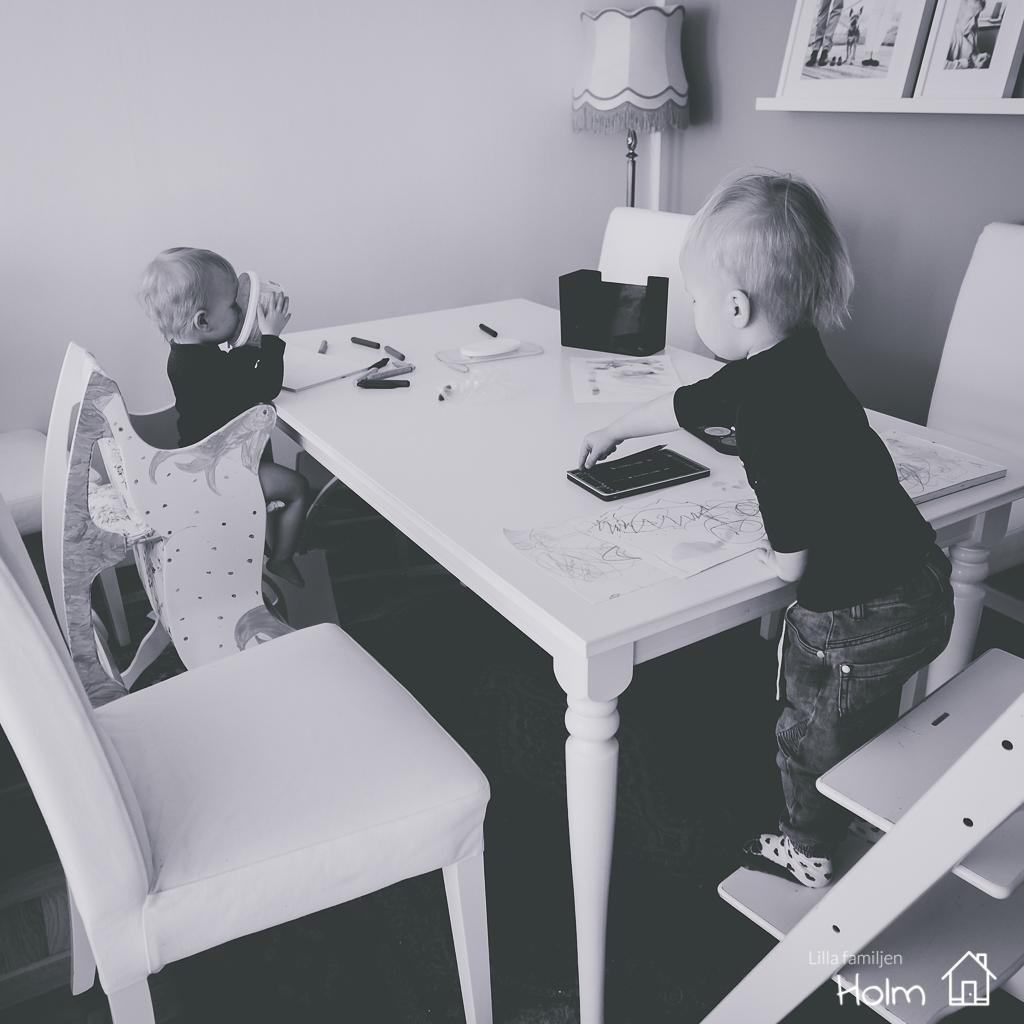 Fotograf Anneli Holm | Fotoutmaning | Familj | Lilla familjen holm | Livet som förälder