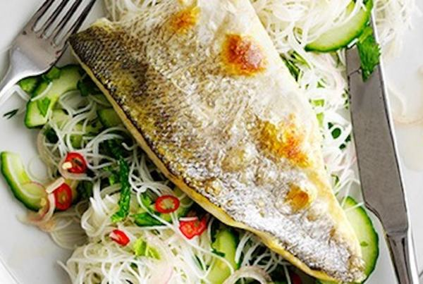Sea Bass Recipe post by Lill Brothers of Bradford, West Yorkshire established in the year 1855 are wholesale fish merchants, one of the oldest trading businesses in Bradford.