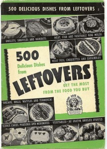 500 Delicious Dishes from Leftovers
