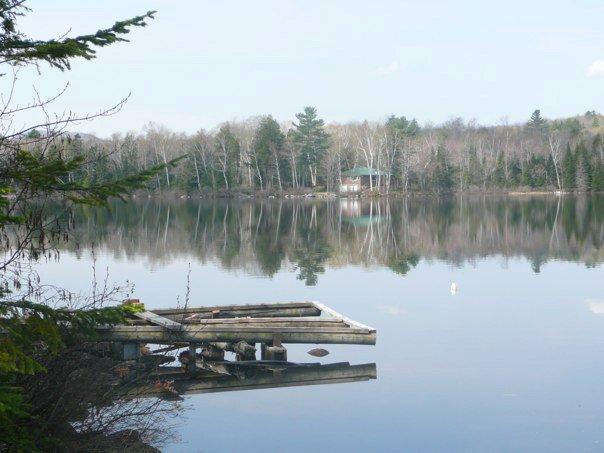 Porter Lake home on the pennisula