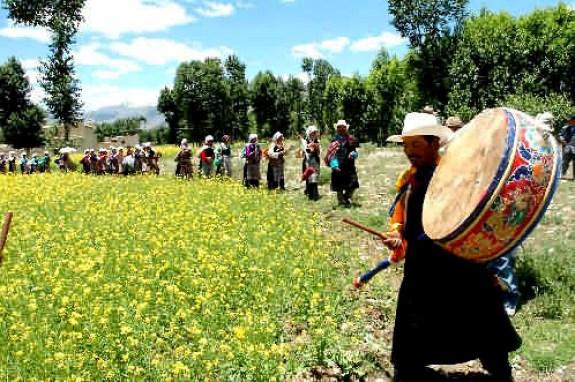 Tibet Harvest Festival