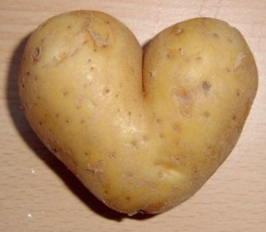 Potato heart mutation