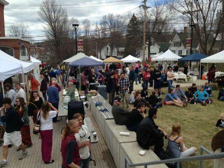 Maine Fiddlehead Festival