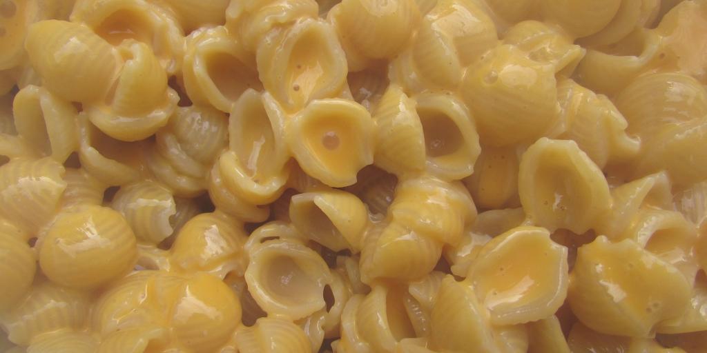 No Bake Company Macaroni and Cheese