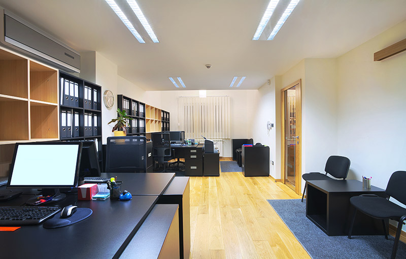 Small Clean office in London