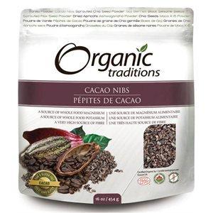 pépites de cacao