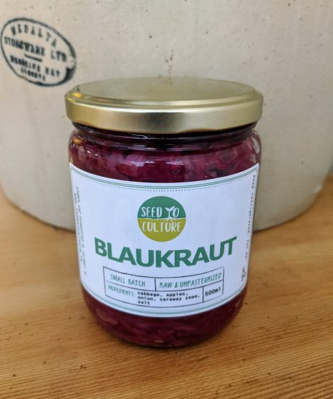 Blaukraut by Seed to Culture