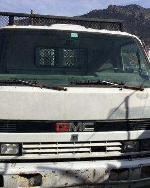 1989 GMC W5 Diesel 5000 Dumptruck