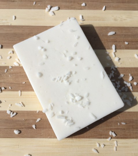 Soak N Suds Coconut and Cocoa Butter Soap