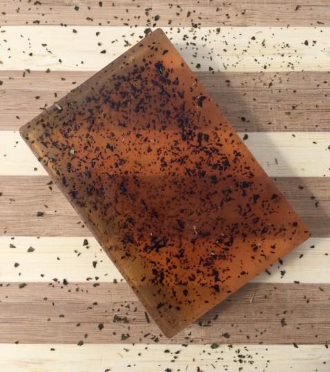 Soak N Suds Hippie Green Tea Soap