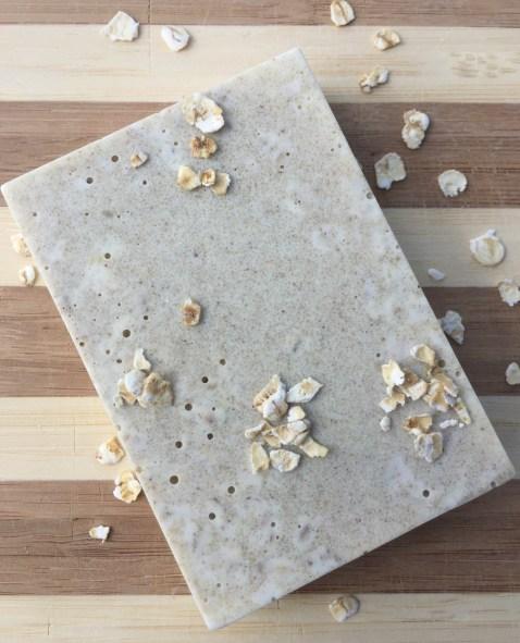 Soak N Suds Rugged Oatmeal Soap