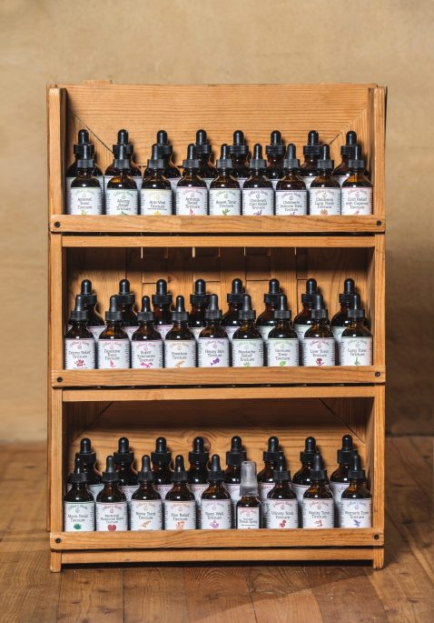 Gillians Herbs Tinctures