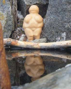Woman of Willendorf Bar Soap