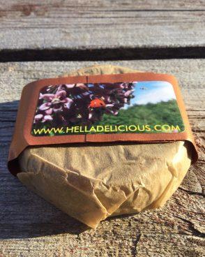 Scandalous Chocolate Hazelnut Honey Butter Fudge