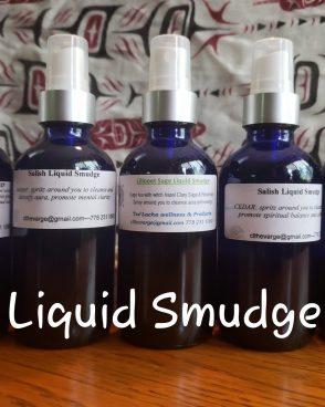Lillooet Sage Liquid Smudge