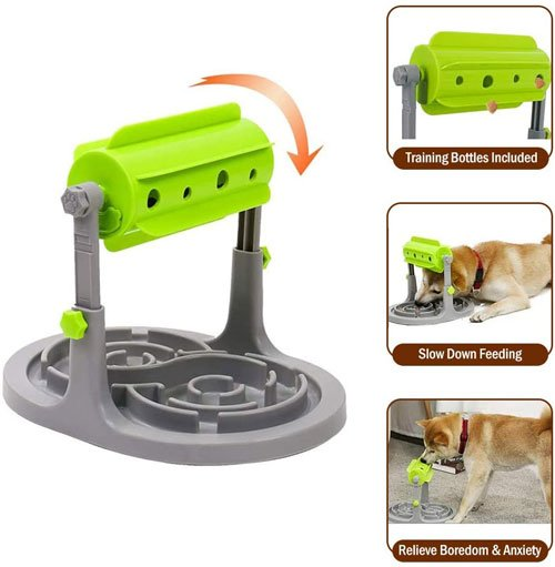 Great toy to slow down fast eaters