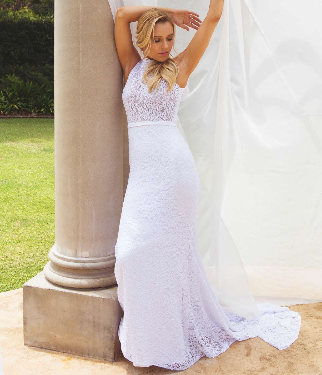 Sheath and Empire Wedding dresses Lilly Bridal