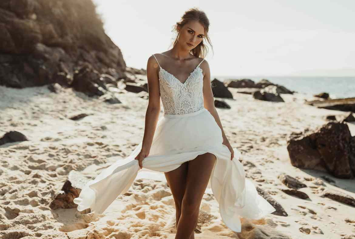 Capri & Chiara by Lilly bridal made to order wedding dresses online
