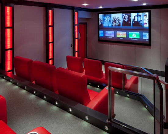 Laurel Woods Home Theater (Boston)
