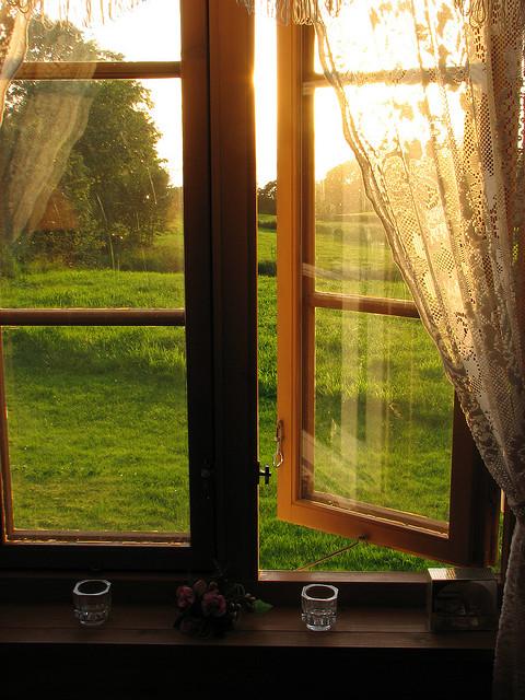 Summer Sunset, Norway