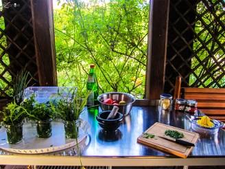 Chill & Grill beim Grünen Zebra