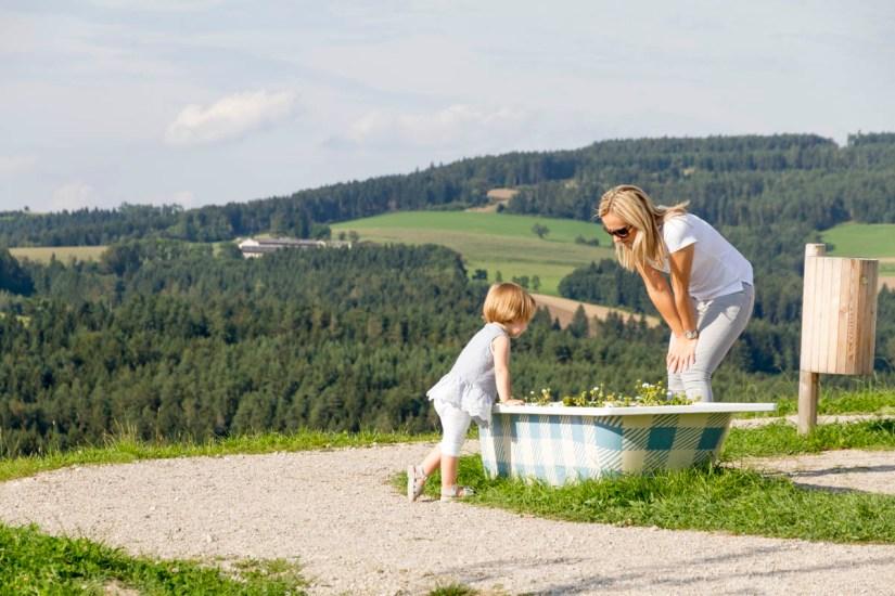 Eisverkostung beim Eis Greissler, Niederösterreich