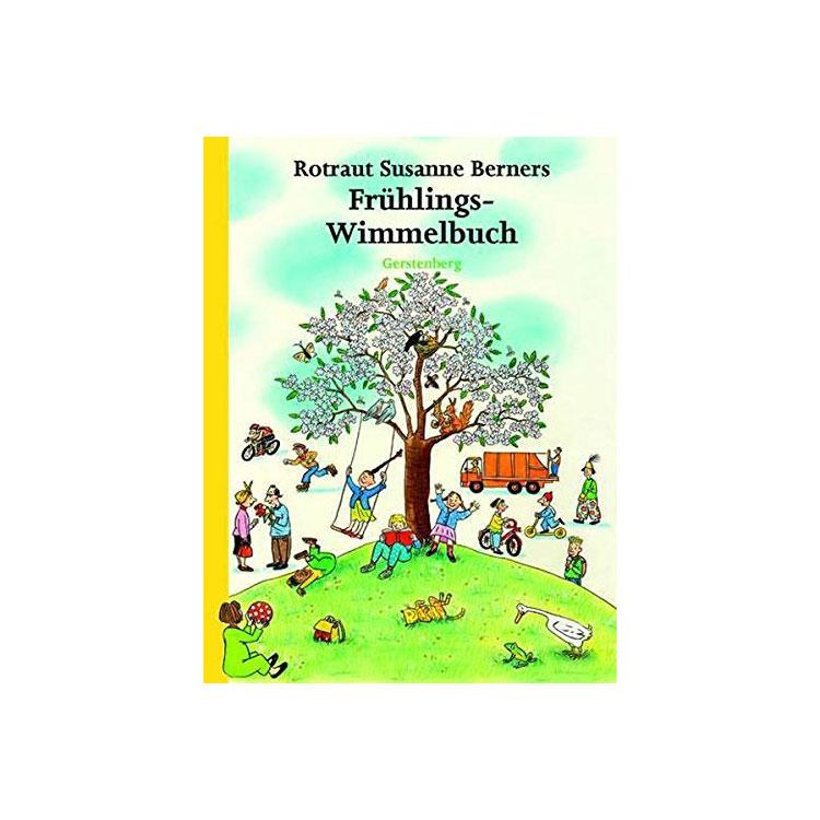 Frühling Wimmelbuch