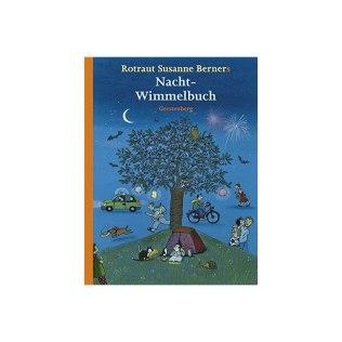 Nacht Wimmelbuch