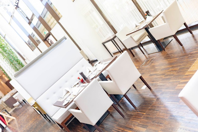 Restaurant im Seepark Hotel