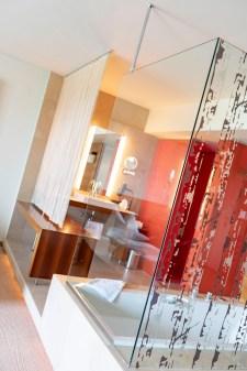 Suite im Seepark Hotel