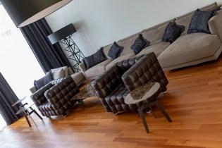 Gentleman room im Hotel Bellevue