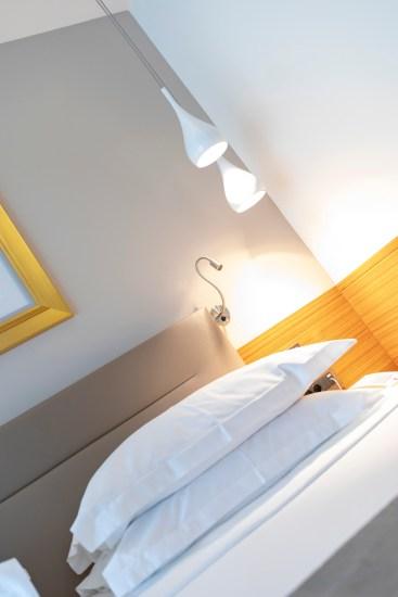 Zimmer im Hotel Bellevue