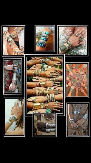 Bracelets et Joncs