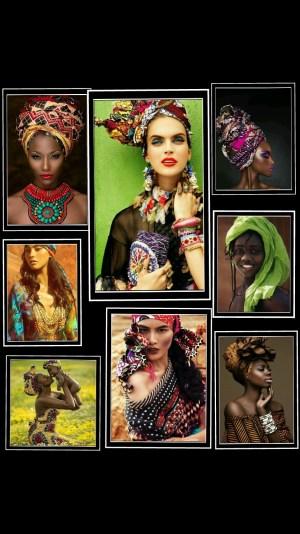 Turbans bandos foulards