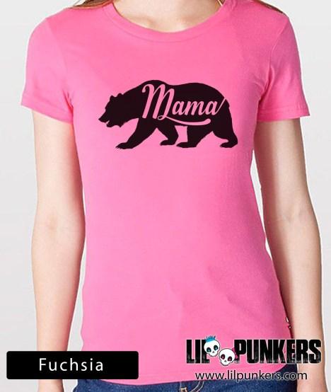 mama-bear-Fuchsia-shirt