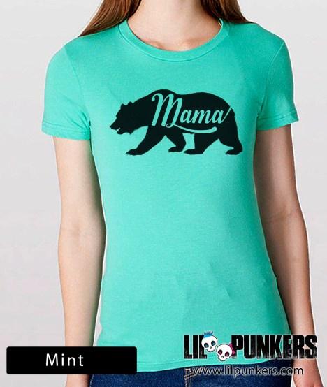 mama-bear-mint-shirt