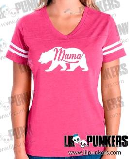 mama-bear-pink-girls-football-shirt