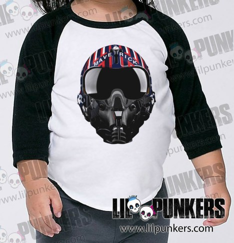 top-gun-maverick-helmet-34-raglan-black-white-baby