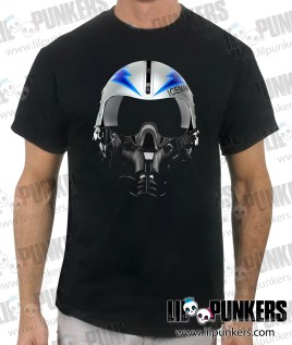 top-gun-iceman-helmet-black-tshirt-lil-punkers