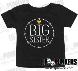 big-sister-circle-arrow-black-shirt