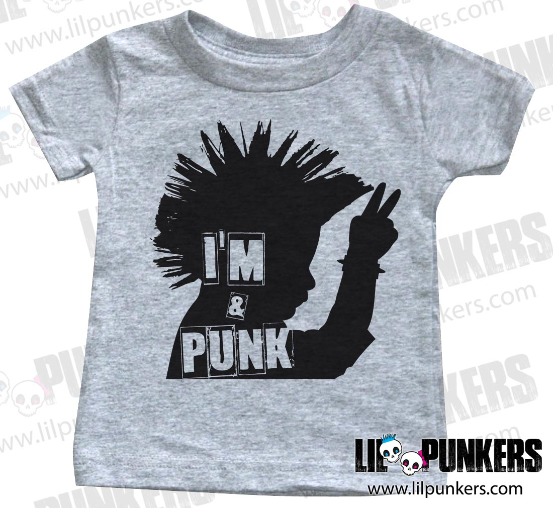 Im One And Punk 1st Birthday T Shirt