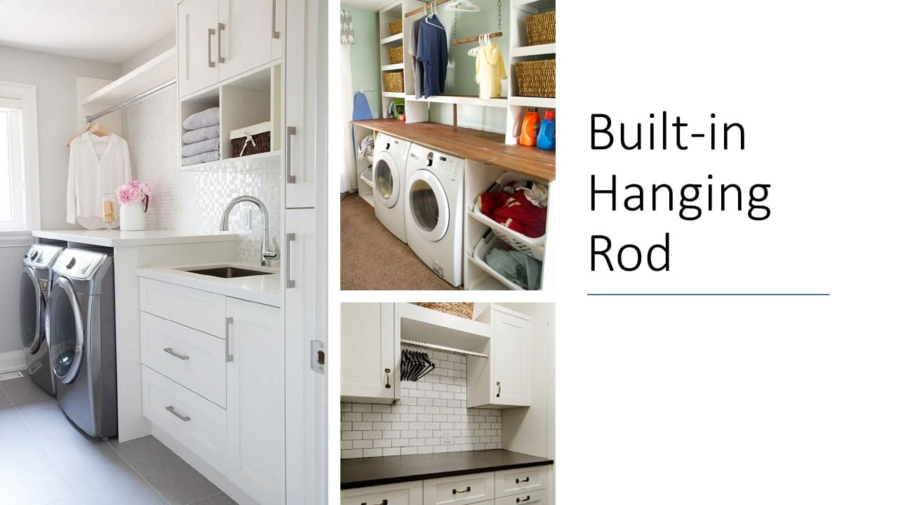 8 laundry room must haves according to