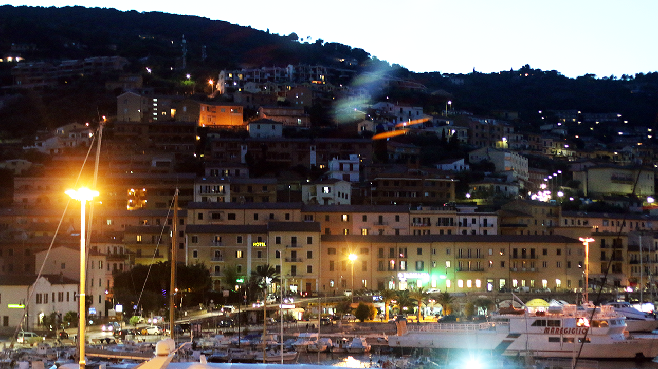 TRAVEL DIARY | A Weekend in Porto Ercole, Italy