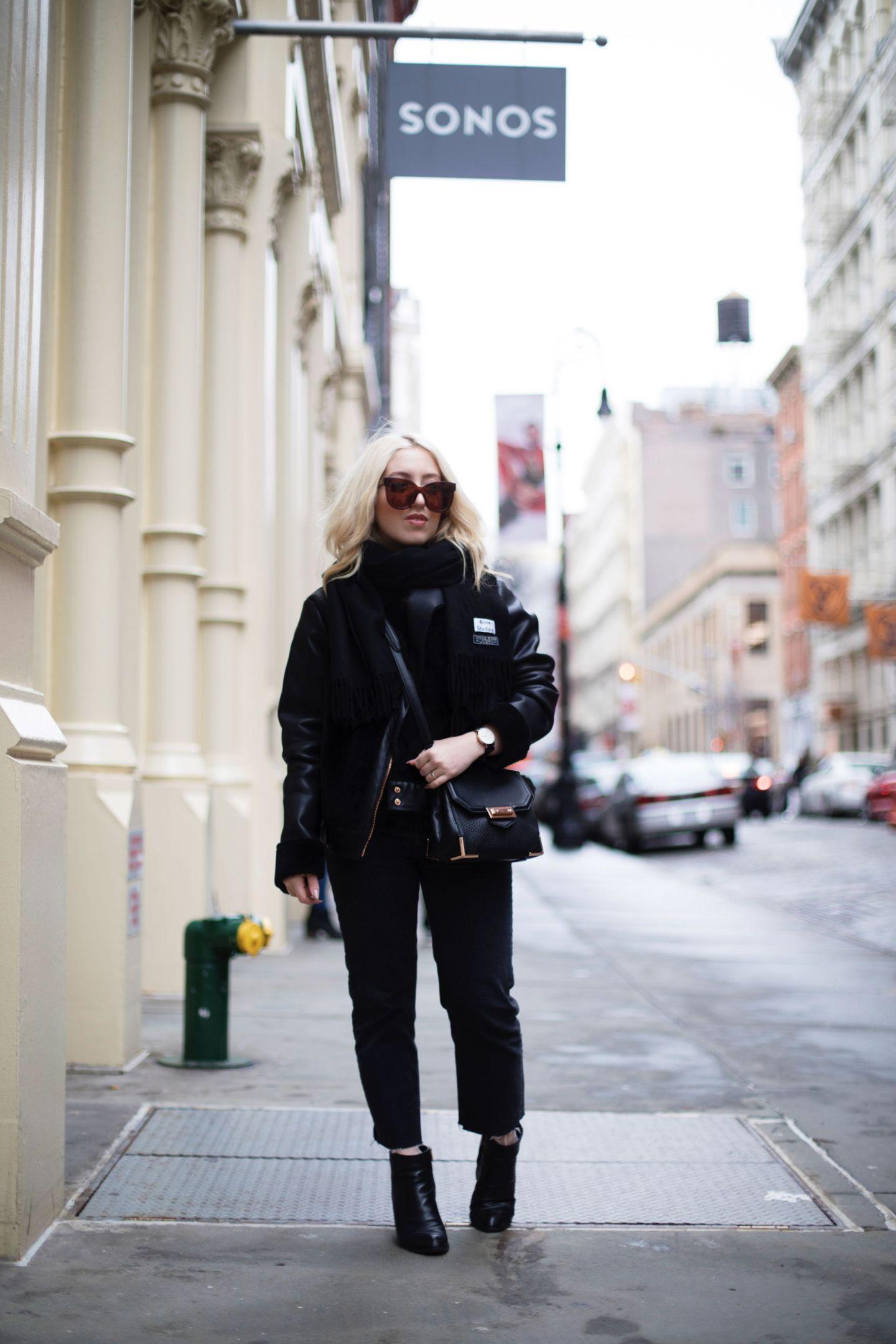 My Favorite Look In New York City #3