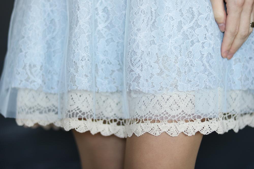 Skirt Extender Slip Tutorial