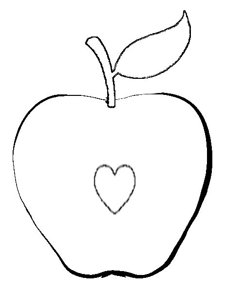 picture relating to Apple Stencil Printable named Lecturers Reward ( Do-it-yourself Apple) (WITH Online video) Lily Ardor