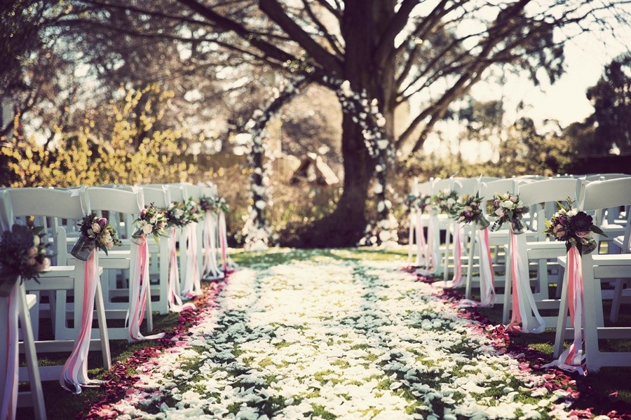 Different Ceremony Location Options for your Wedding
