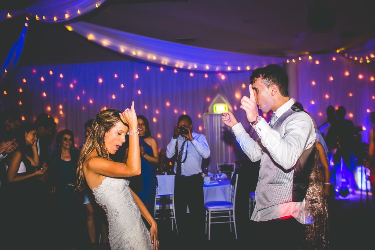 DJ vs Live Wedding Band