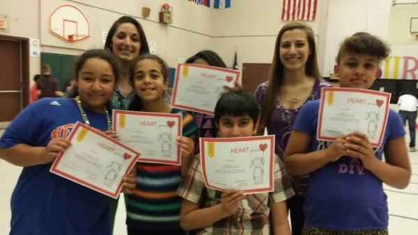 So proud of these Heart Yourself Program participants.
